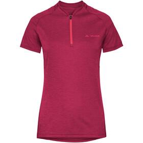 VAUDE Tamaro III Shirt Dame crimson red